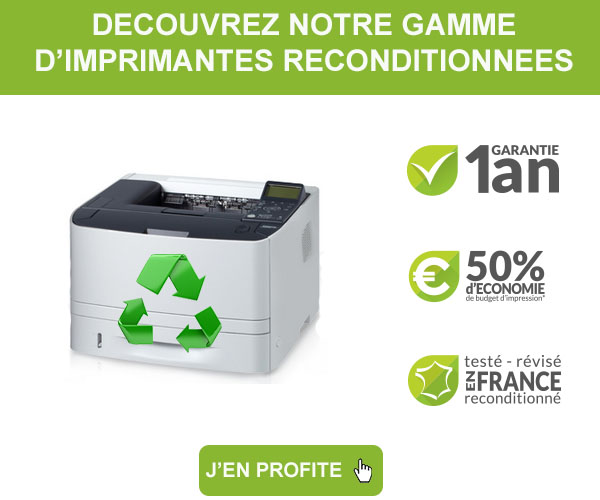 imprimantes reconditionnéesmailing