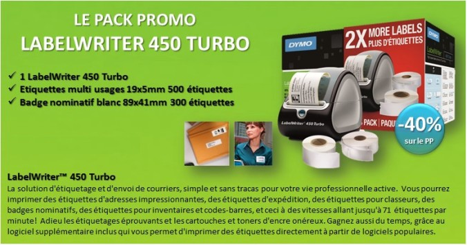pack promo label turbo